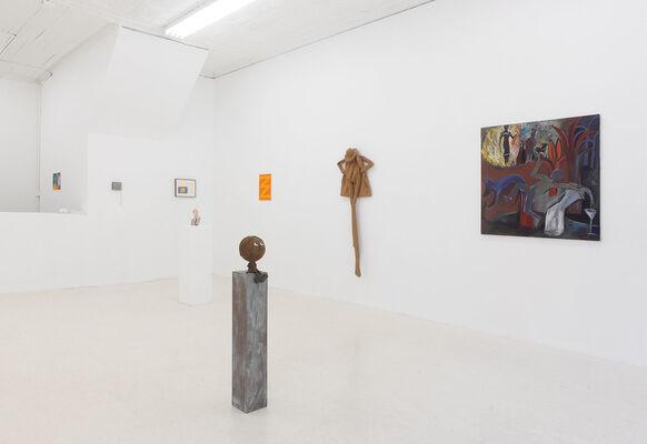 """Freddy's World"" | Curated by Joshua Abelow & Freddy, installation view"