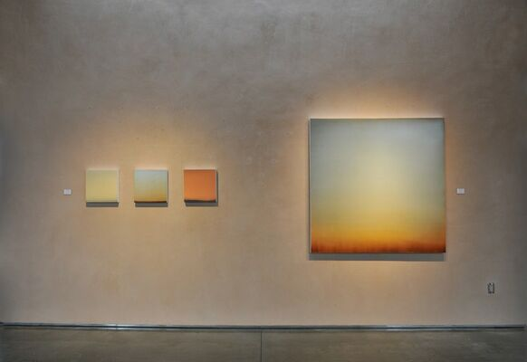 Winter Group Show, installation view