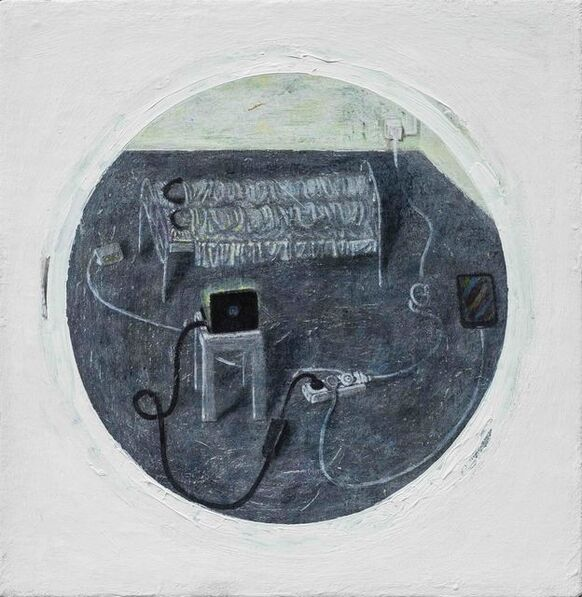 Mi Jie, 'Night No.3', 2014