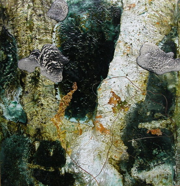 Michael Porter, 'Coastal path 06-02-11', 2011