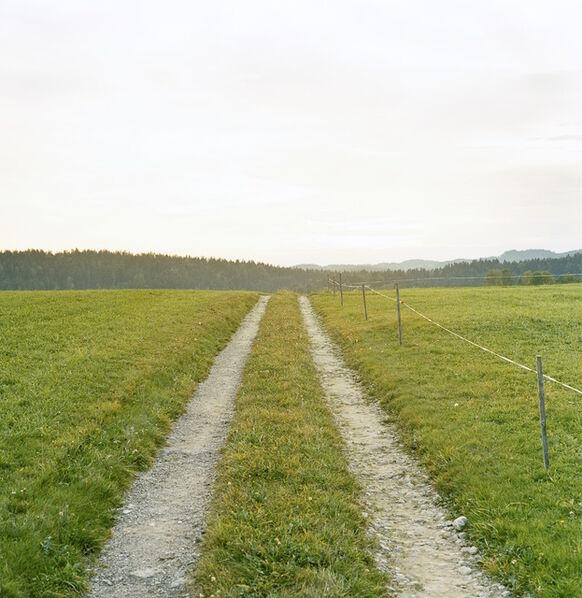 Bernhard Fuchs, 'Feldweg, Piberschlag, 2007', 2007