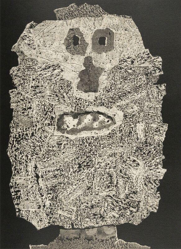 Jean Dubuffet, 'La Fleur de Barbe (Webel 775-779)', 1960, Other, Book, Forum Auctions
