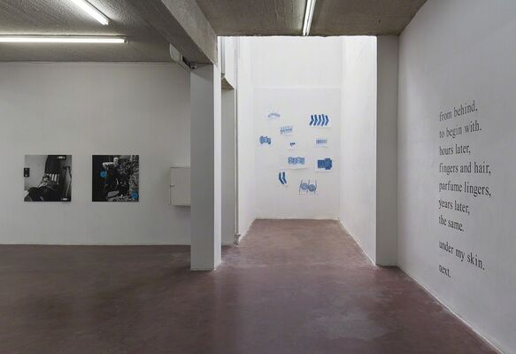 Placed Someplace with Intent, installation view
