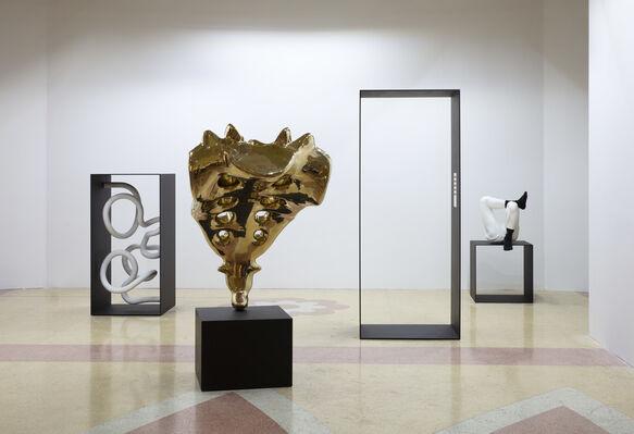 Kukje Gallery at ART021 Shanghai Contemporary Art Fair 2019, installation view