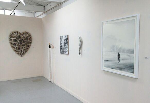 Summer Salon: Powder and Smoke, installation view