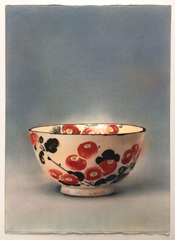 Joel Stewart, 'Edo II', 2017, Painting, Watercolor, gouache on paper, Verne Collection, Inc.