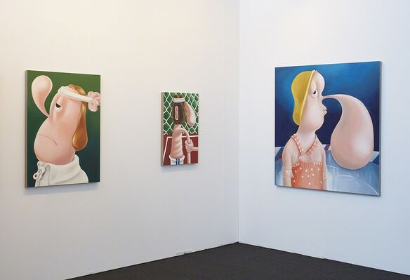 MIER GALLERY at Art Los Angeles Contemporary 2016, installation view