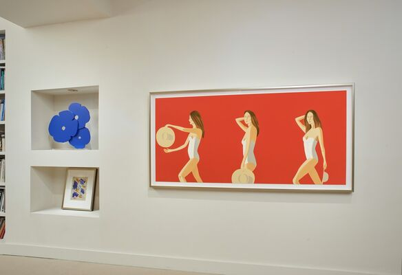 Katz & Kass: New Works, installation view