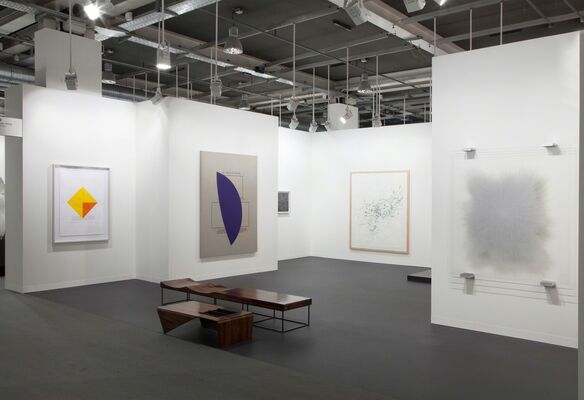 Sean Kelly Gallery at Art Basel 2016, installation view