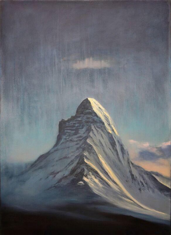 Adam Straus, 'MATTERHORN', 2014, Painting, Oil on canvas, Nohra Haime Gallery