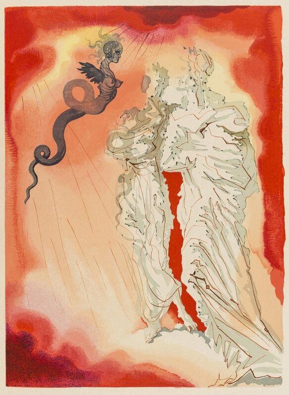 Salvador Dalí, 'La Divine Comédie (The Divine Comedy) (Michler & Löpsinger 1039-1138; Field p.190)', 1960, Print, The complete set of six volumes, Forum Auctions