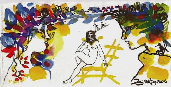 Zaida del Río, 'Sin titulo A', 2006