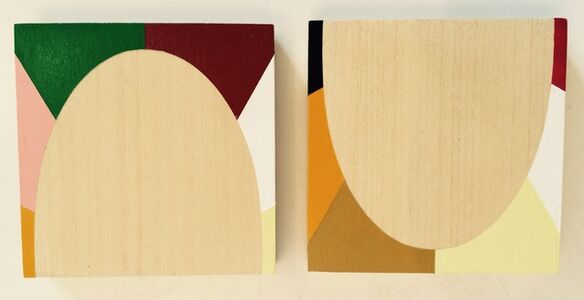 Otto Berchem, 'Mother Tongue', 2014
