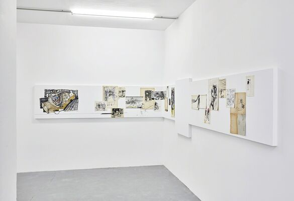 AMIR NAVE - To Give What is Due, installation view