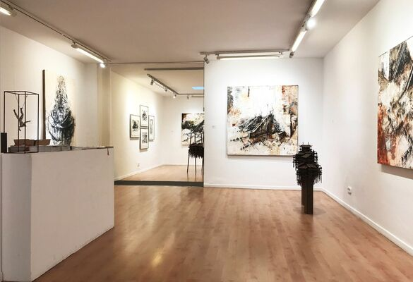 That other reality, installation view