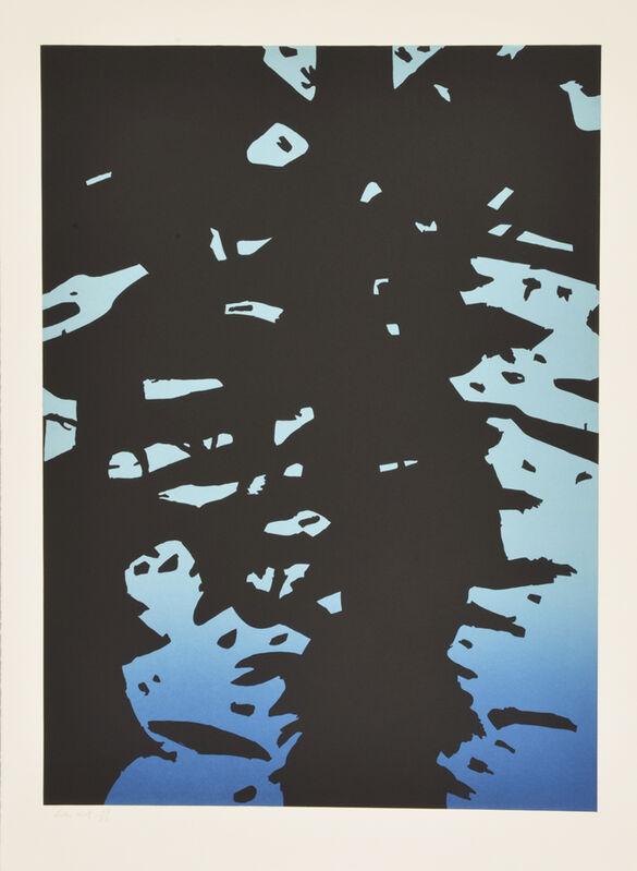 Alex Katz, 'Reflection I', 2010, Print, Etching, Weng Contemporary