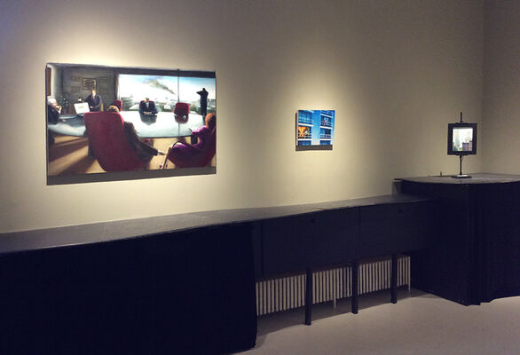 Inside Outside, installation view