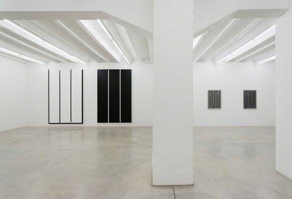 Galerija Gregor Podnar at viennacontemporary 2016, installation view