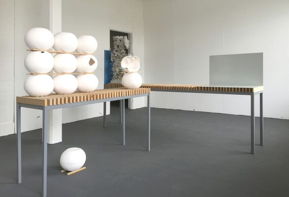 Renata Fabbri at SUNDAY 2018, installation view