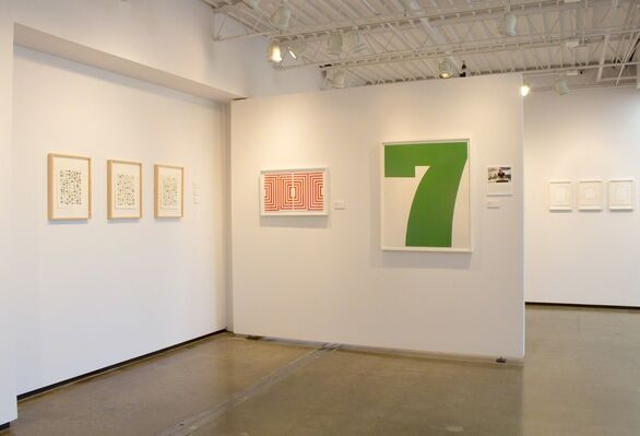 Color Coded, installation view