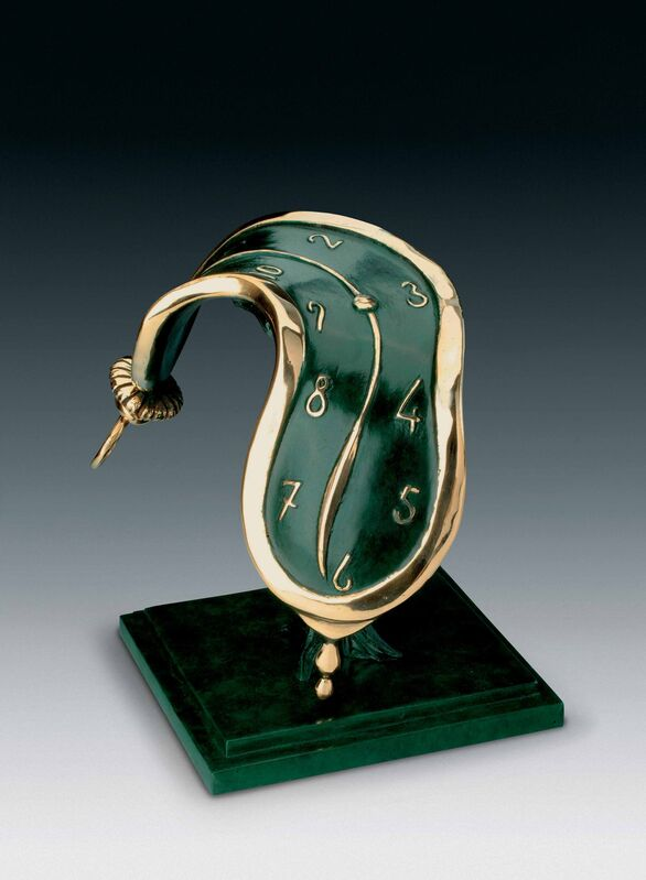 Salvador Dalí, 'Dance Of Time II', 1979, Sculpture, Bronze lost wax process, Dali Paris