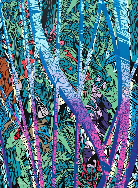 Emilio Perez, 'Dream Season', 2016, Print, Screenprint, Pace Prints