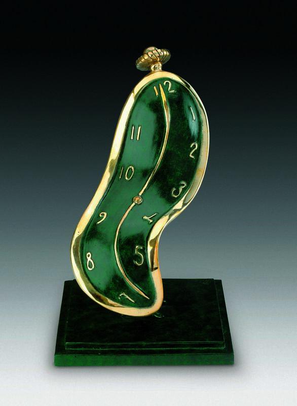 Salvador Dalí, 'Dance Of Time I', 1979, Sculpture, Bronze lost wax process, Dali Paris