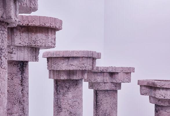 Braut, installation view