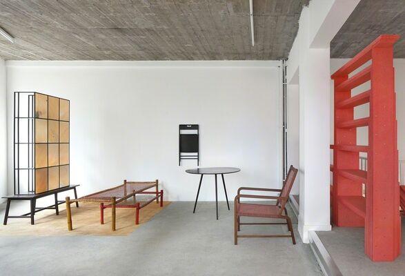 MANIERA 05 & 06: architecten De Vylder Vinck Taillieu & Bijoy Jain / Studio Mumbai, installation view