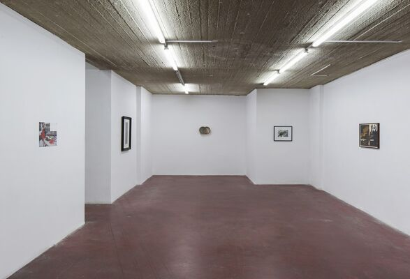 Pallaksh Pallaksh  (I don't know just where I'm going), installation view