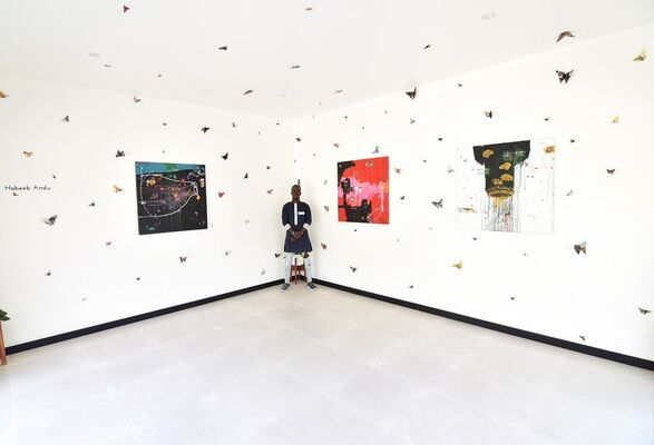 Masters & Contemporaries, installation view