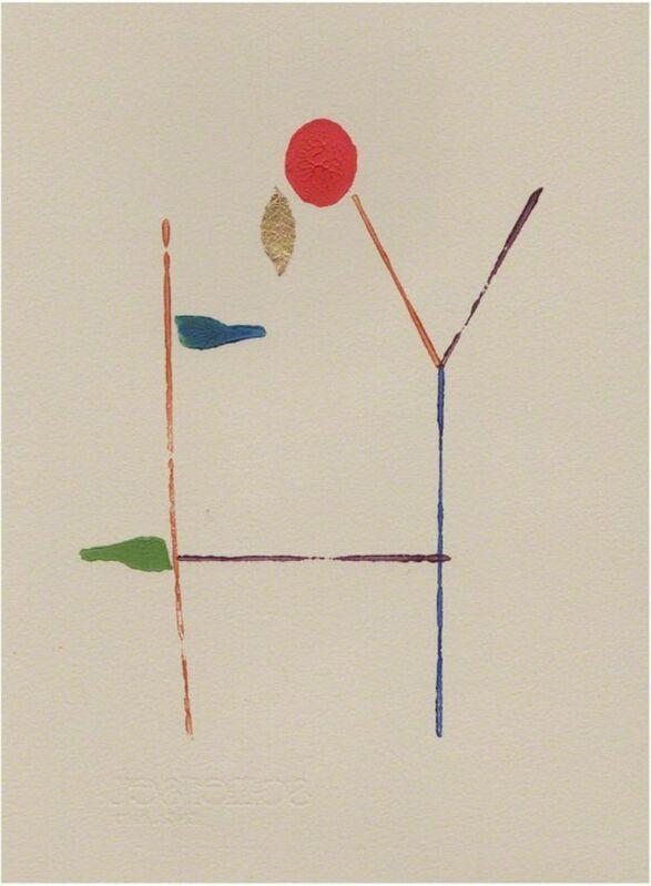 Georgie Hopton, 'June Bug', 2015, Print, Block print, Lyndsey Ingram