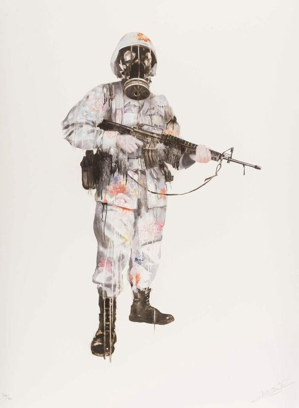 Antony Micallef, 'Peacekeeper', 2007, Print, Print, Enter Gallery