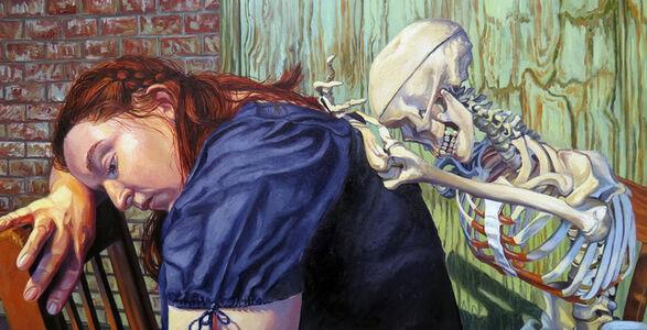 Kerra Taylor, 'Rest My Weary Bones', 2019