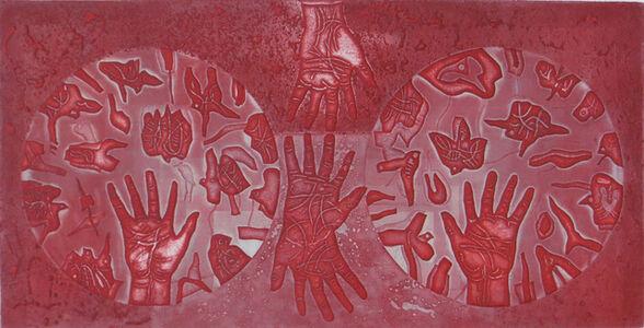 Juan Manuel de La Rosa, 'Untitled (Hands)', ca. 1980