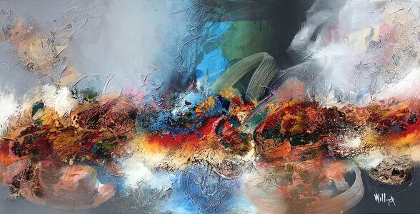 William Malucu, 'Colourscape II', 2019