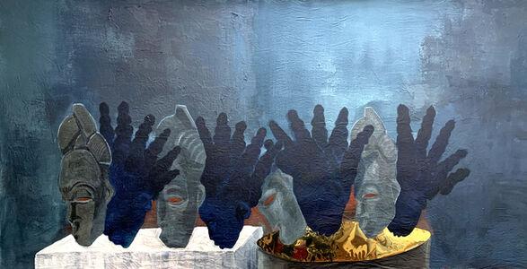 Nkechi Ebubedike, 'Avatar and Missing Masks', 2019