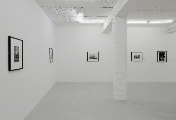 William Claxton, installation view