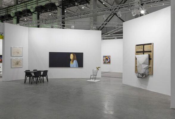 Timothy Taylor at West Bund Art & Design 2018, installation view