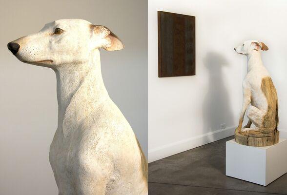 Peter Hoffer, Miguel Angel Berlanga and Adam Markovic, installation view