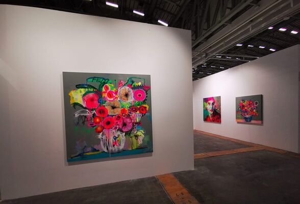 WORLDART at Investec Cape Town Art Fair 2020, installation view