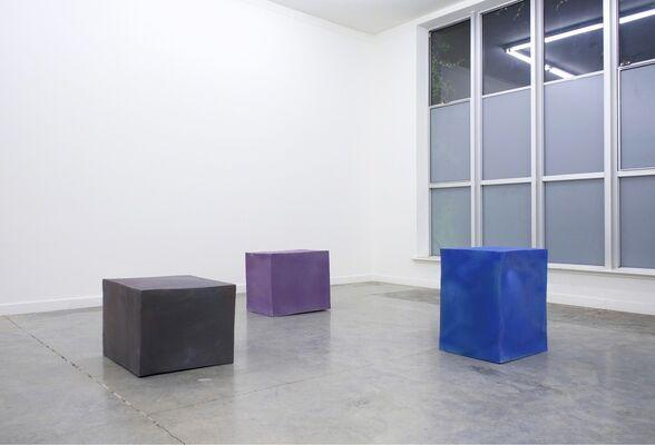 ERIK SCOLLON: OBJECT CHOICE, installation view