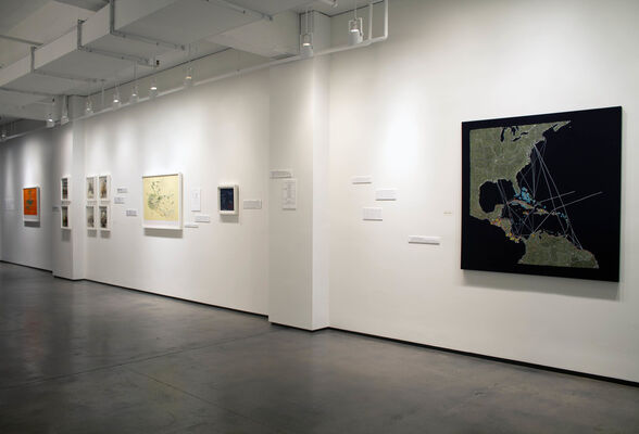 passage of time, installation view