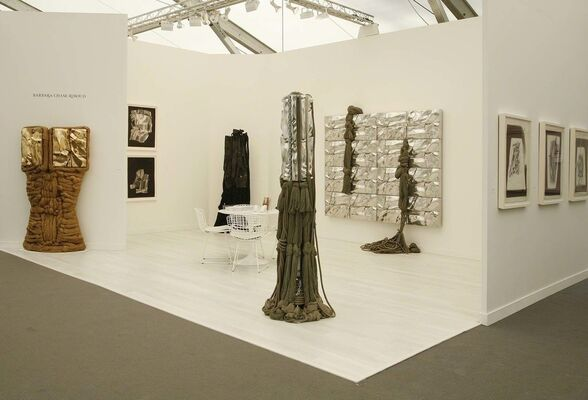Michael Rosenfeld Gallery at Frieze New York 2017, installation view