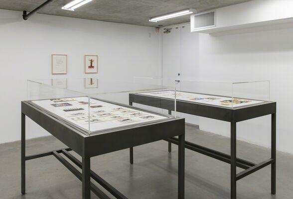 Gordon Bennett: Be Polite, installation view