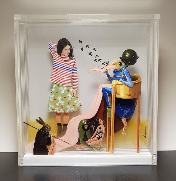 Yosman Botero, 'Common things 178 (EL BOSCO)', 2018