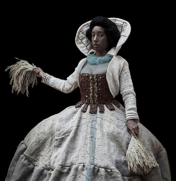 Ayana V. Jackson, 'Black Rice', 2019