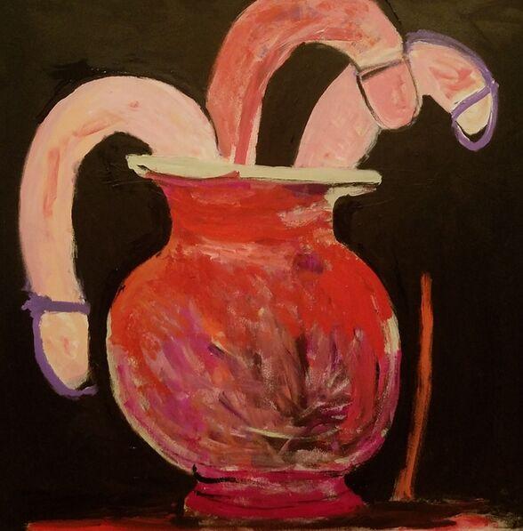 Nancy Elsamanoudi, 'Tall Drink', 2020