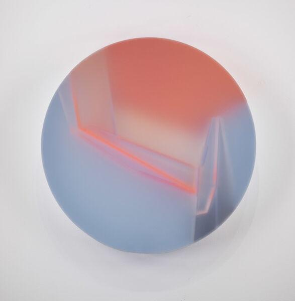 Kal Mansur, 'Blue Valence Two', 2018