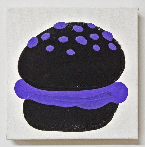 Hugo Pernet, 'Burger 4', 2017